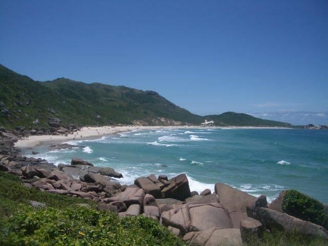 Our location - Praia da Galheta