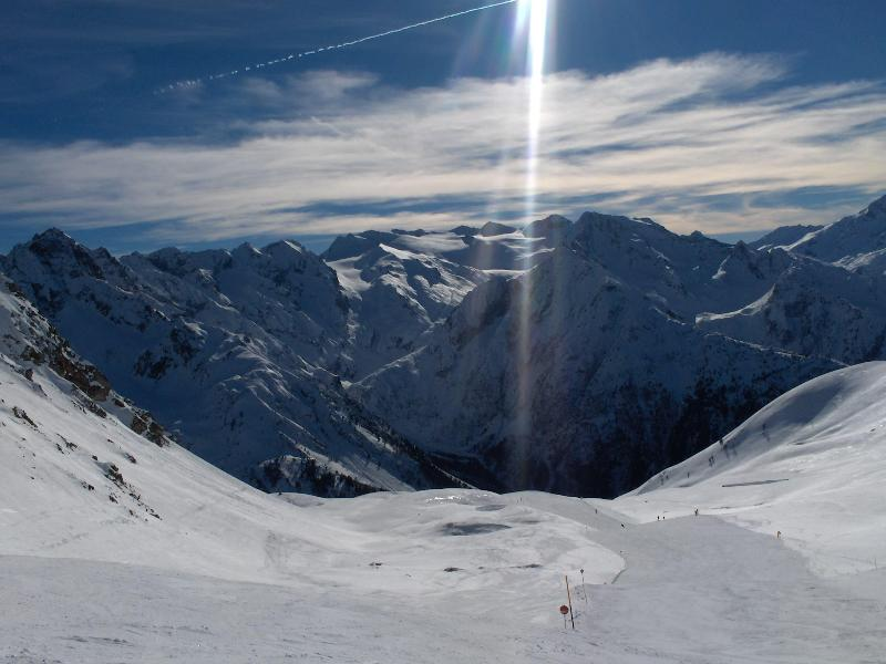 L'alpino, una pista bellissima