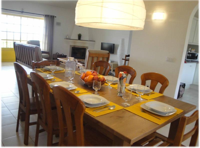 Dinning Room - Living Room - Kitchen