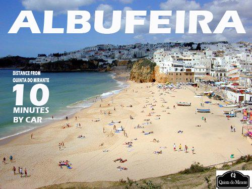 Albufeira - 10 mins by car