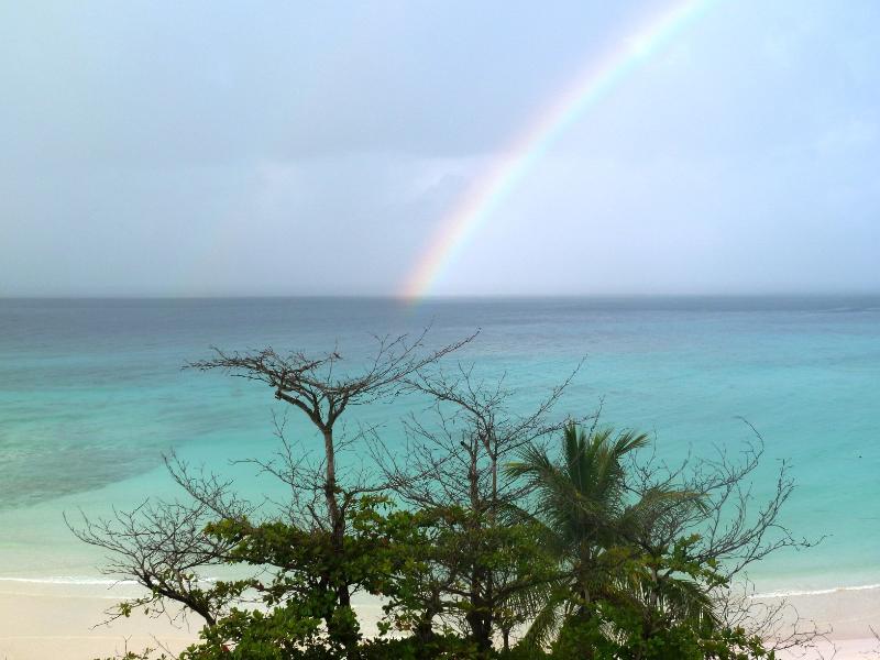 Villa no fim do arco-íris!