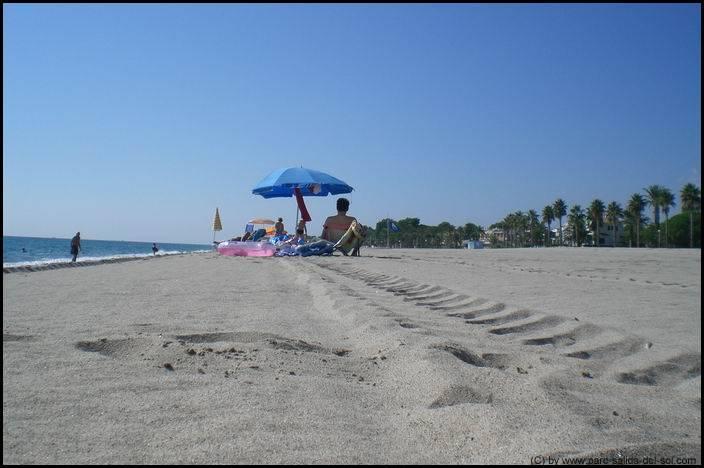 Beach Playa Christal