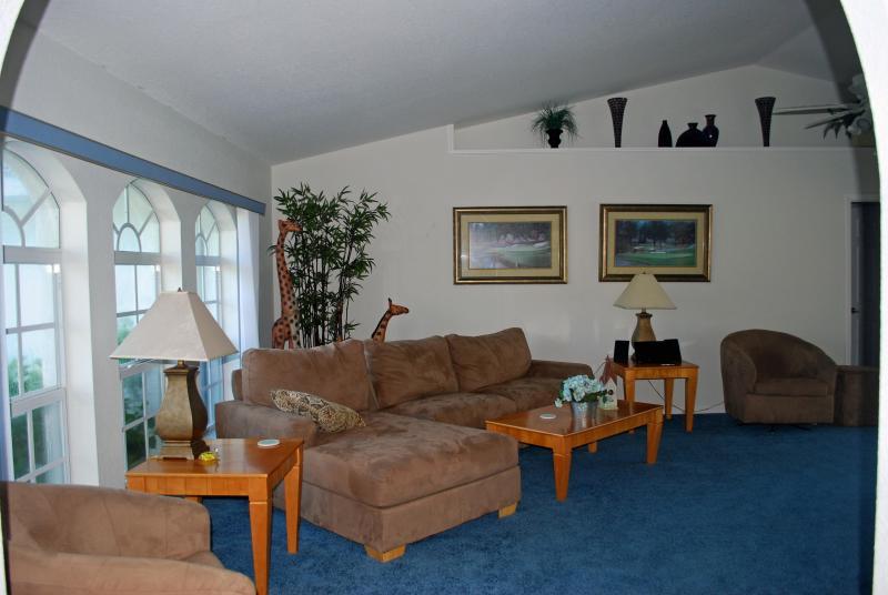 Formale Wohnzimmer