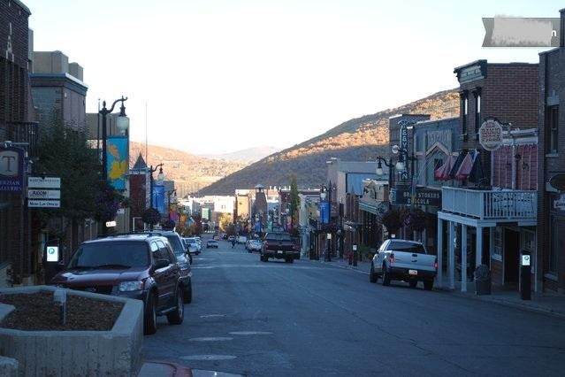 Close to Park City's Main Street (1/2 block), but without noise or traffic