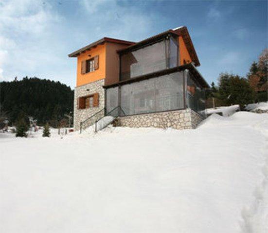 Villa, Elati - Pertouli, Trikala, Greece, casa vacanza a Prinos