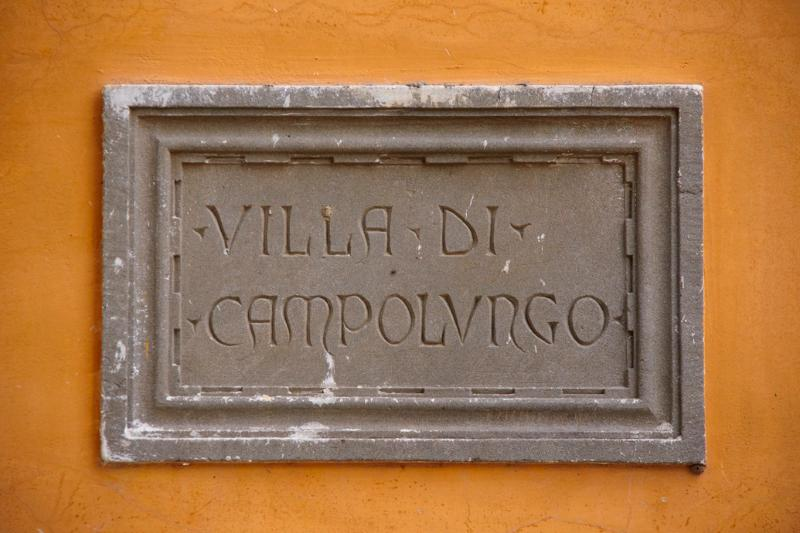 Old plaque