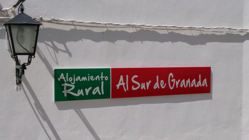 Alojamiento Turístico Rural Al sur de Granada
