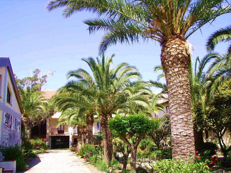 Parque del resort