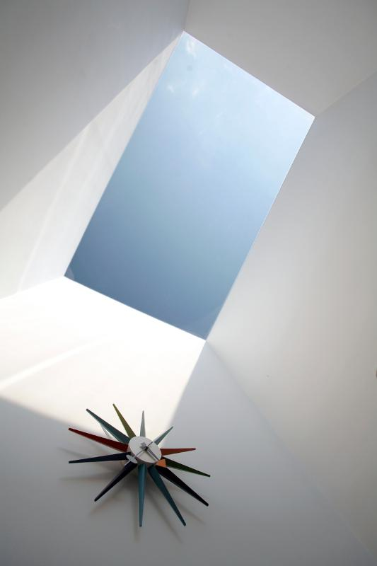 Skylight over the Kitchen