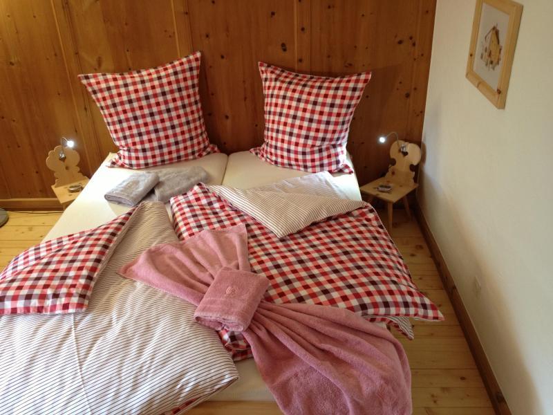 Todo que lo necesario para que dos invitados a dormir como en el cielo!