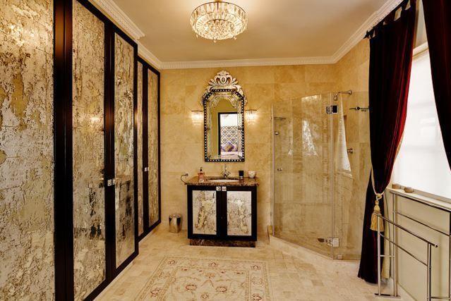 Un baño en suite