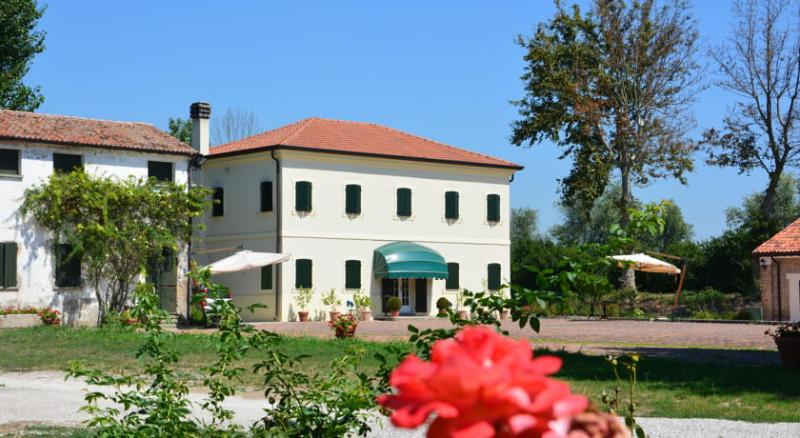 Agritourism Corte Bonicella, holiday rental in Crespino