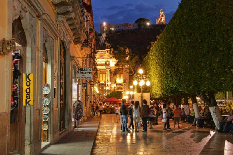 Guanajuato Nite vida!