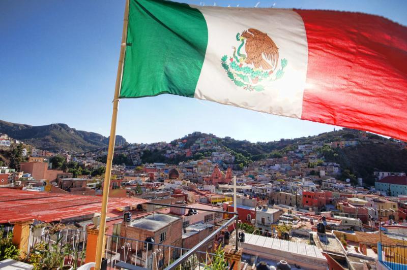Viva México!!!