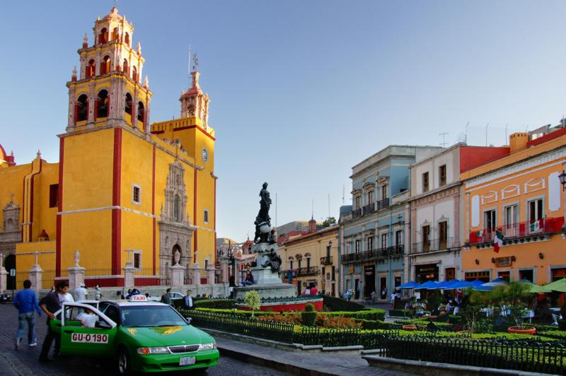 El Centro - Plaza de la Paz