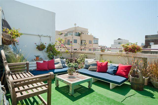 GREAT CITY CENTER FAMILY PENTHOUSE, location de vacances à Jaffa