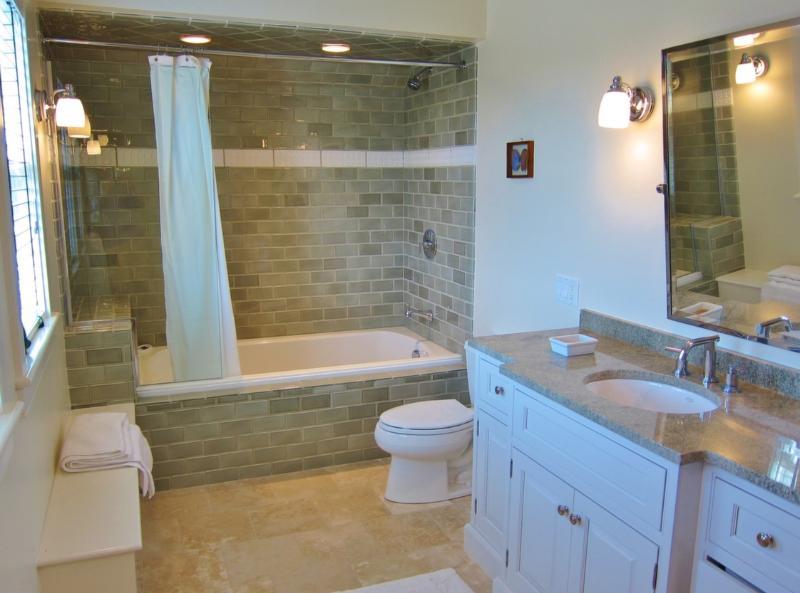 Bedroom 3 bath/shower, childrens bunk room