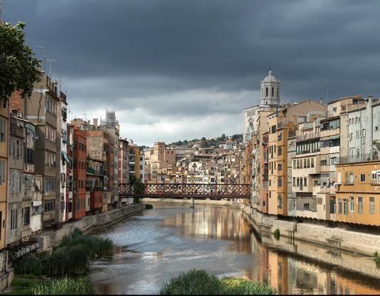 Girona Center 15 minutes walking