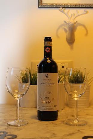 Un brindisi alla mia bella Firenze!