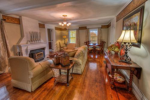 Osprey Manor Living Room Welcomes You...