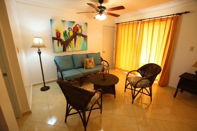 Tropical Oasis in the Heart of Sosua - Garden Condos #45, holiday rental in Sosua