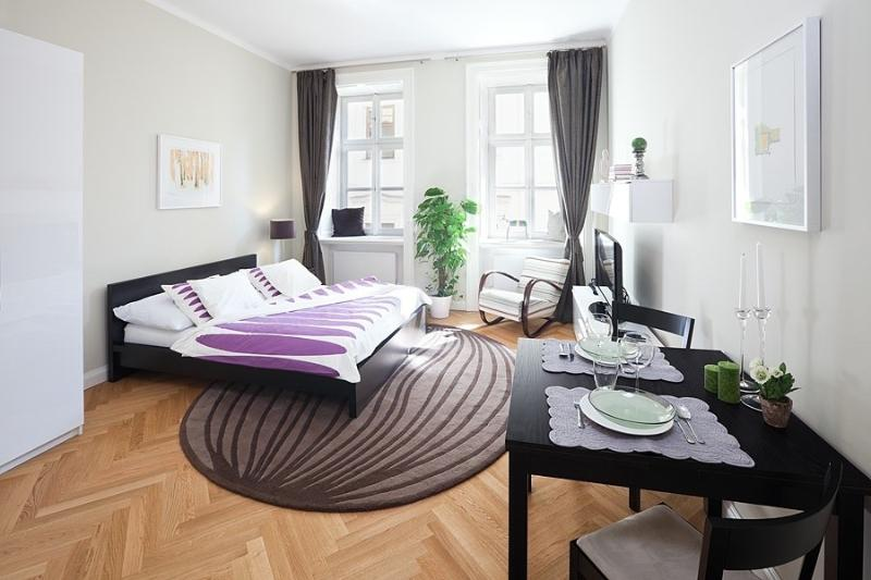 Chic Studio Apartment