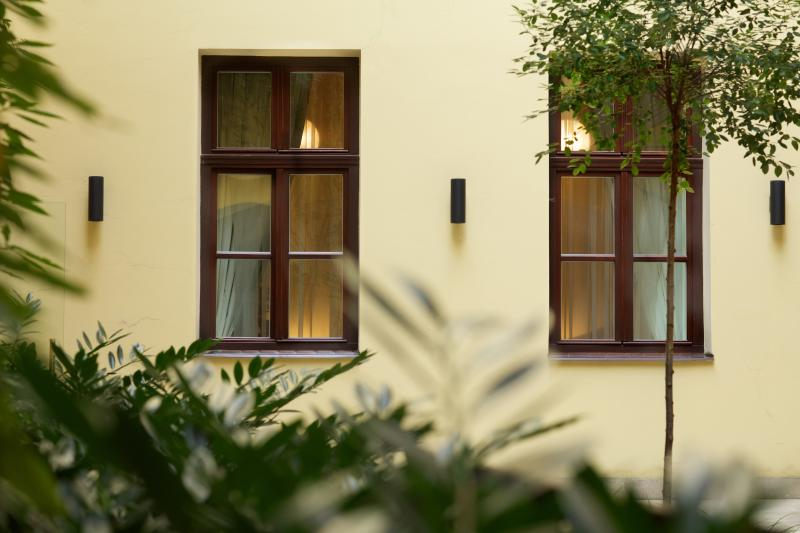 Courtyard Studio Apartment - exterior