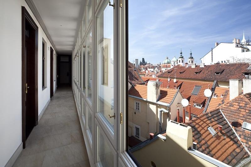Appartements Retezova - couloir