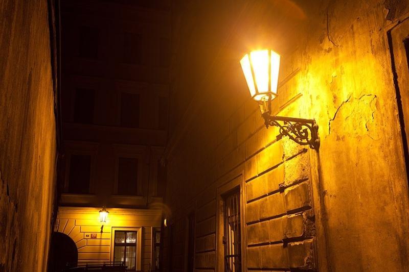 Environs - vue de nuit