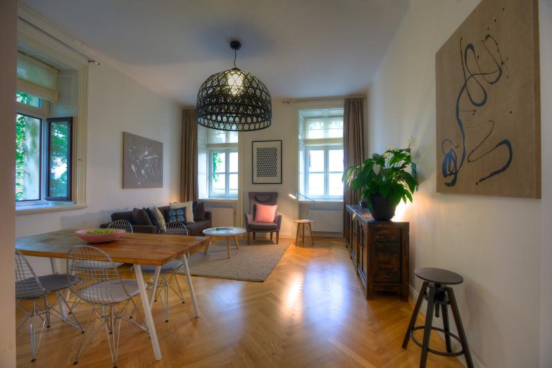 Élégant appartement d'une chambre