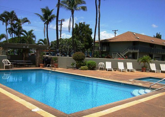 Pool, Spa, & BBQ Pavillion