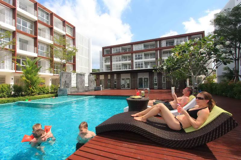Condominium 1 bedroom for rent at Klongmoung beach Krabi A13, alquiler de vacaciones en Krabi ciudad