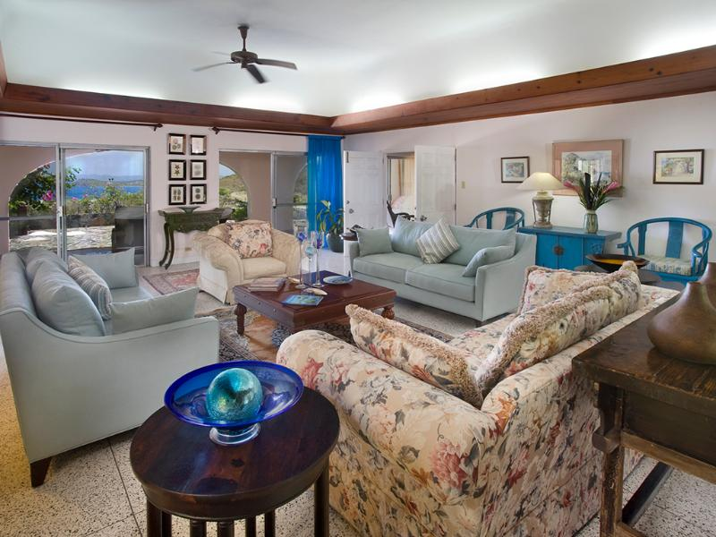 Allamanda Estate A Dream Villa With Amazing Views, holiday rental in British Virgin Islands