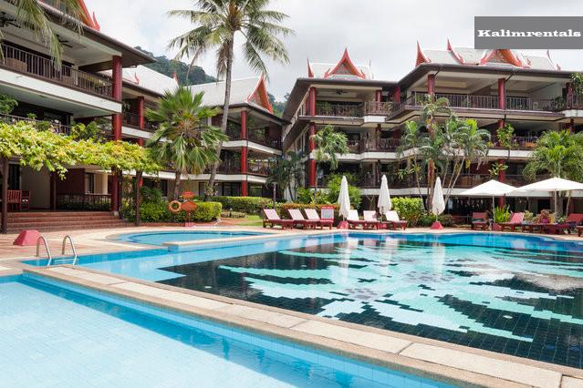 Kalim 216 , Patong, Condo 50m from the beach, vacation rental in Patong
