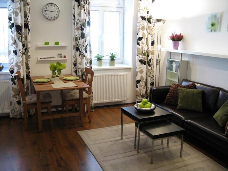 Modern studio apartment for up to 4 persons - all you need in 30m2