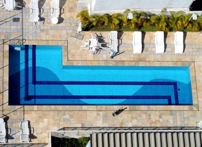 35mts lap swiming pool