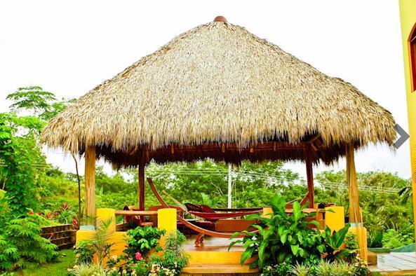 Casa Exotica: Large Rancho Palapa
