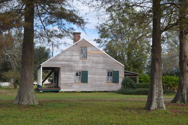 Four Cypress Acadian Cabin, holiday rental in Thibodaux