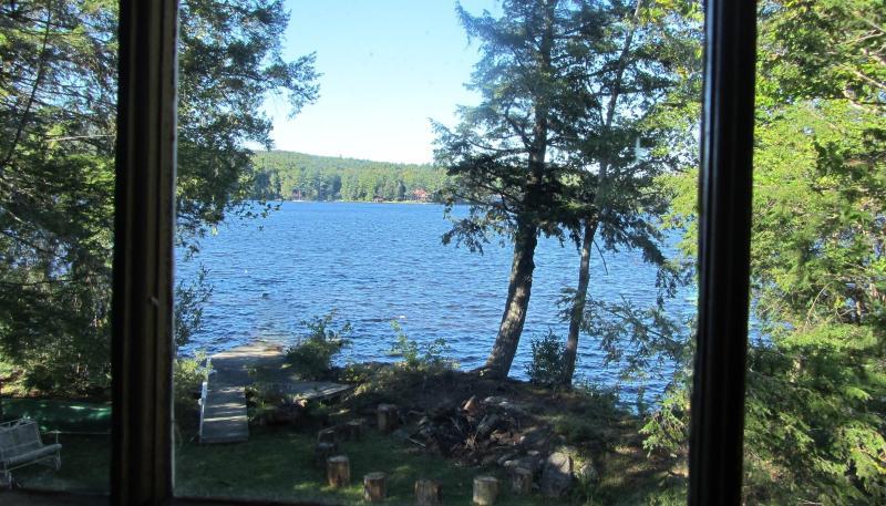 Lago vista do quarto principal e 4 quarto