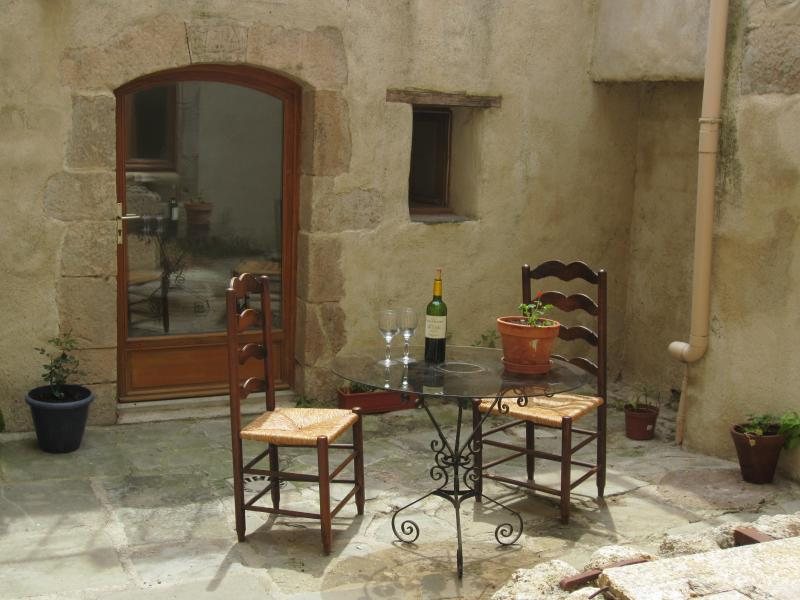 Charming period home in historic village, location de vacances à Caunes-Minervois