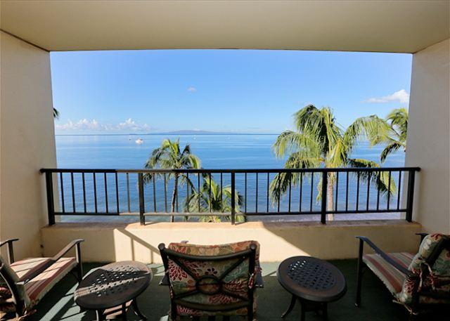 Sugar Beach Resort #PH-40 Penthouse, Oceanfront Ocean View, 2Bd/2Ba Sleeps 6, holiday rental in Kihei