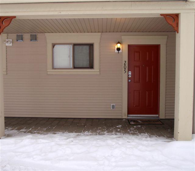 Sal reducida - esquí derecha a su puerta