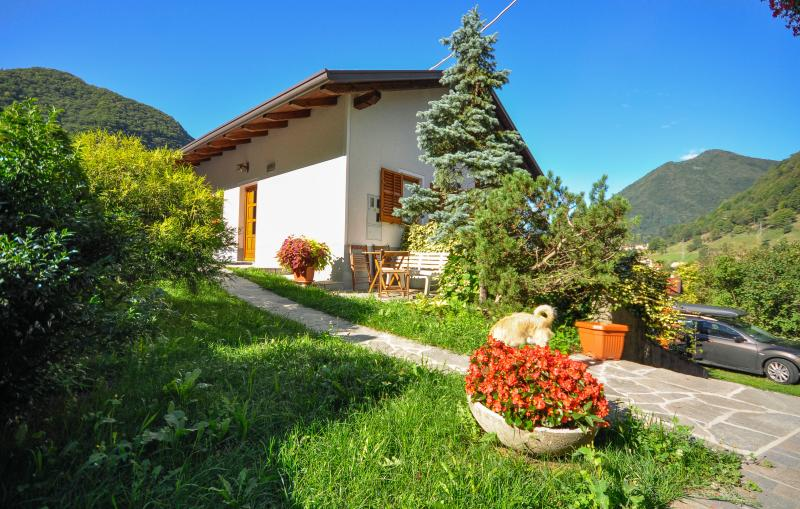 Apartment house in Triglav national park, Tolmin, holiday rental in Kras