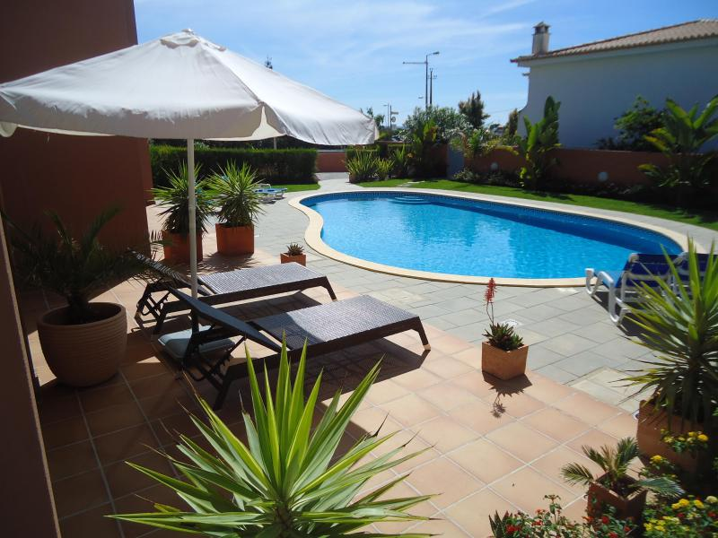 Large Sunny Terrace With Direct Access To The Pool Area