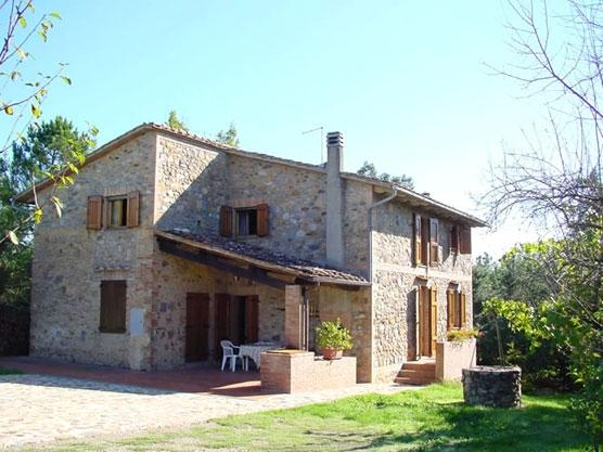 The Wishing Well Villa House to rent near Monticiano - Holiday villa Monticiano, holiday rental in Monticiano