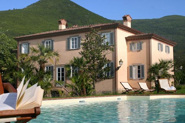 Villa Vorno Villa Vorno, six bedroom Tuscan villa with private pool in Capannori, holiday rental in Lucca