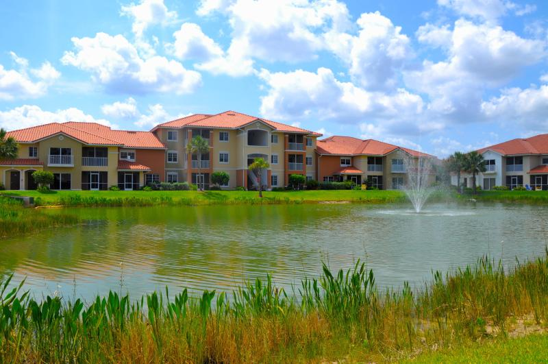 Peaceful community with a beautiful lake view