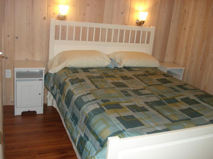 Seconda camera da letto, letto queen size