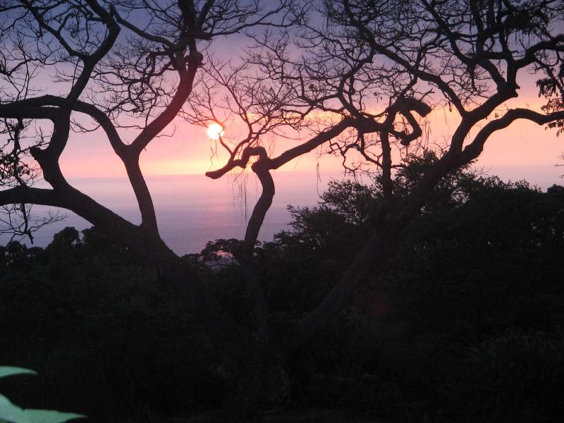 Sunset from your private Lanai