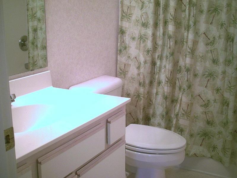 master bath with shower/tub